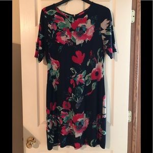 Gorgeous Floral Stitch Fix Dress!